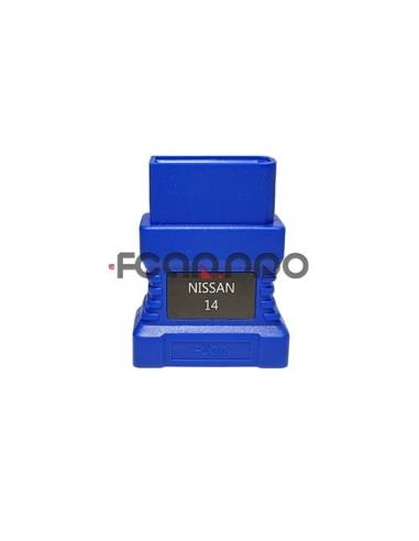 Диагностический адаптер Nissan-14pin...