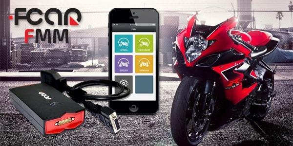 Теперь Fcar - не только диагностика автомобилей! Fcar FMM - диагностика мотоциклов!